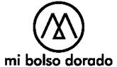Logo Mi Bolso Dorado